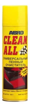 Универсальный пенный очиститель ABRO, 623 г (FC-577)