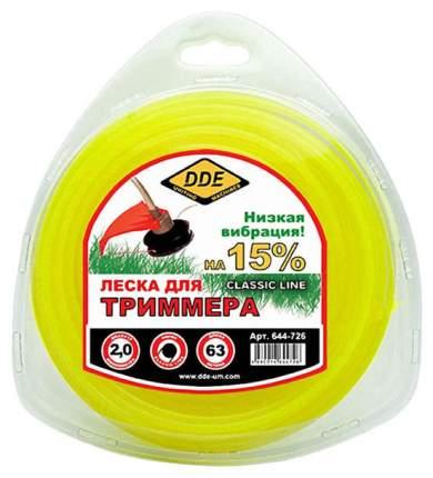 Леска для триммера DDE 644-726