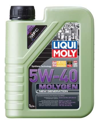 Моторное масло Liqui moly Molygen New Generation 5W-40 1л