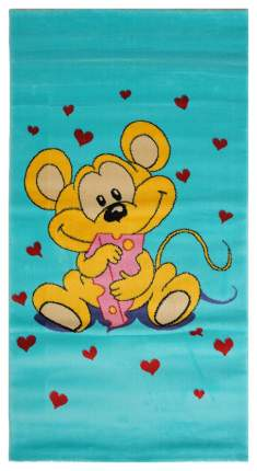 Коврик текстильный Kamalak tekstil УКД-2006 80x150 см