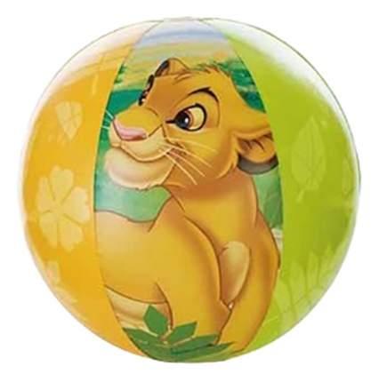 Мячик надувной Intex Король Лев 61 см