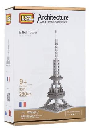 Конструктор пластиковый Loz Эйфелева башня
