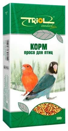 Корм для птиц Тriol Standard Просо 500 г