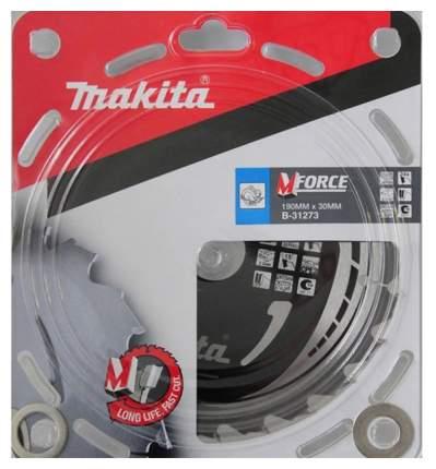 Диск Makita пильный B-31273