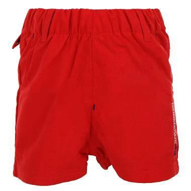 Шорты Didriksons1913 meron kids shorts 500046 р.80 см цвет 377 маковый