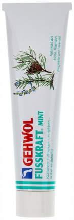 Бальзам для ног Gehwol Fusskraft Mint Мятный охлаждающий, 75 мл