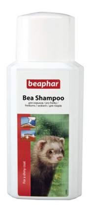 Шампунь для хорьков Beaphar Bea универсальный, масла лаванды и бергамота, 200 мл