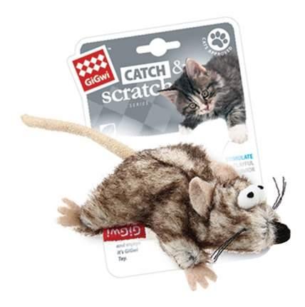 Мягкая игрушка для кошек Gigwi, с кошачьей мятой 8 см