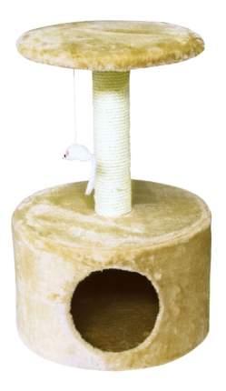 Комплекс для кошек Triol 2ур. 61см 38см