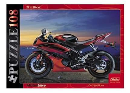 Пазл Hatber MotorBike 108 элементов