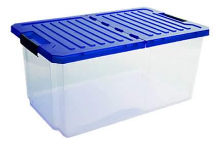 Ящик для хранения игрушек Plastic Republic Unibox 12 л синий