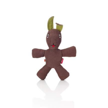 Мягкая игрушка Fatboy Кролик 30 см коричневый