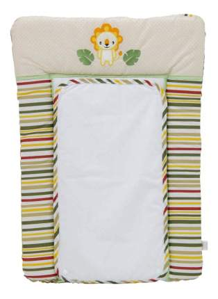 Пеленальная доска Тополь Polini Джунгли 70 х 50 см