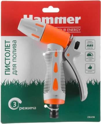 Пистолет-распылитель для полива Hammer 236-018 403841