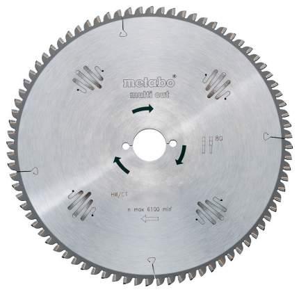 Диск пильный Metabo 152х20 мм