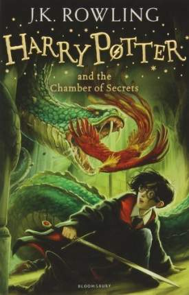 Rowling J, Harry Potter And The Chamber Of Secrets