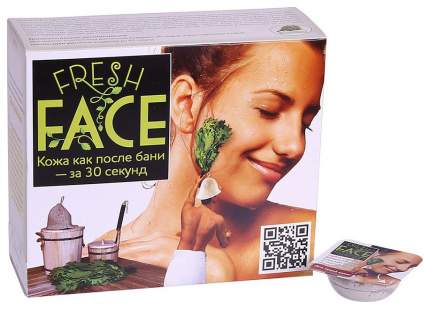 Скраб для лица Биобьюти Fresh Face Для сухой кожи 72 г