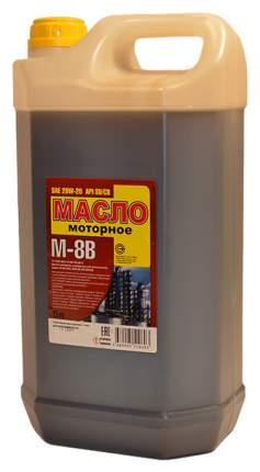 Моторное масло Новоуфимский НПЗ М-8В 20W-20 5л