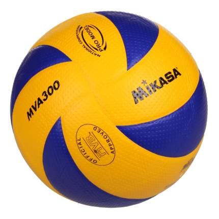 Волейбольный мяч Mikasa MVA300 №5 blue/yellow