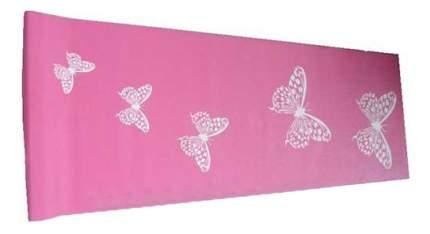 Коврик для йоги ЕвроСпорт BB8300 розовый 4 мм