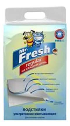 Пеленки для домашних животных Mr.Fresh для собак и кошек 16шт 60 x 90см 16шт