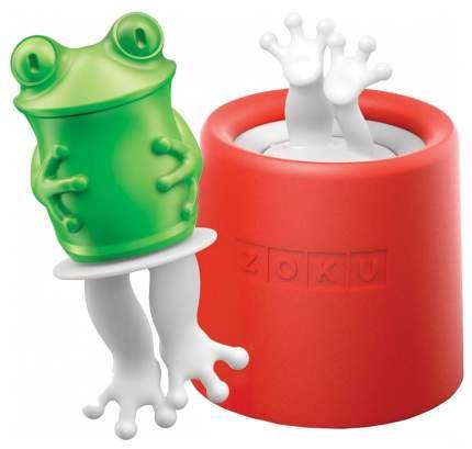Форма для мороженого Zoku ZK123-011 Frog Красный