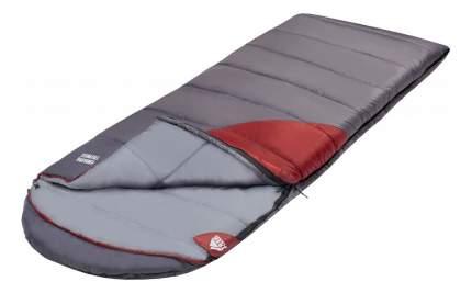 Спальный мешок Trek Planet Dreamer Comfort серо-красный, левый