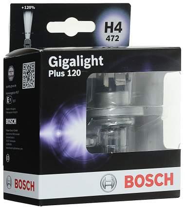 Лампа галогенная Bosch Gigalight+120 60W p43t 1987301106