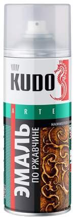 Автомобильная краска KUDO серебристо-черный KU-3013