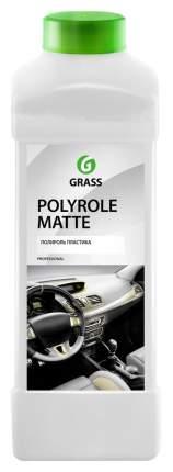 Очиститель для пластика салона GRASS Polyrole Matte 1000мл 1л 1000г 1000г 120110