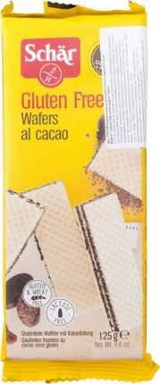 Вафли с какао Schar без глютена 125 г