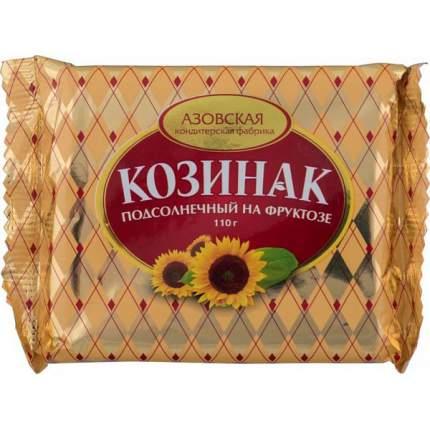 Козинак подсолнечный Азовская кондитерская фабрика на фруктозе 110 г