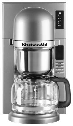 Кофеварка капельного типа KitchenAid 5KCM0802ECU Silver