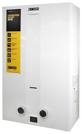 Газовая колонка Zanussi GWH 10 Fonte white