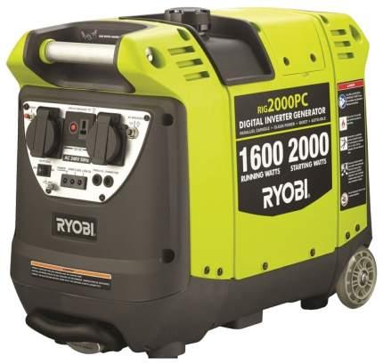 Инверторный генератор Ryobi RiG2000PC