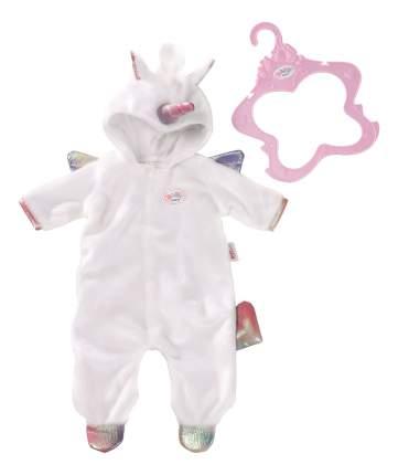 Теплый комбинезончик Единорог 824-955 для Baby Born Zapf Creation