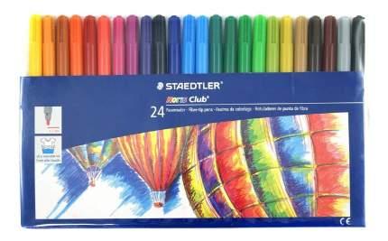 Набор фломастеров Staedtler NorisClub 24 цвета