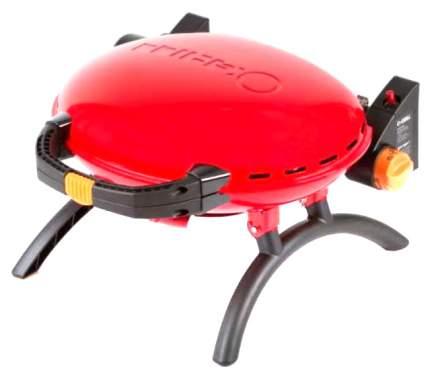 Гриль газовый Pro Iroda O-Grill 500 Красный
