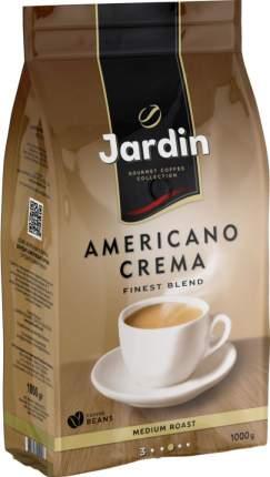 Кофе в зернах Jardin americano crema medium roast 1000 г