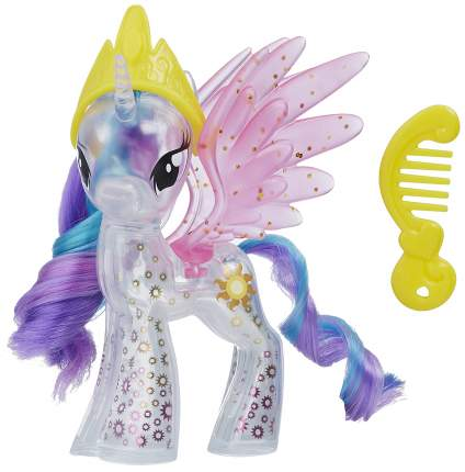 Фигурка Hasbro My little Pony Блестящие принцессы Princess Celestia E0672/E0185