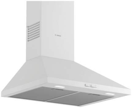 Вытяжка купольная Bosch DWP66BC20 White