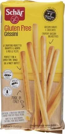 Хлебные палочки Schar grissini  без глютена 150 г