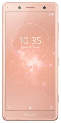 Смартфон Sony XZ2 Compact White Pink DS H8324