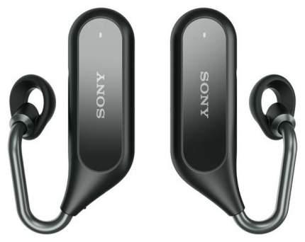 Беспроводные наушники Sony XEA20 Black