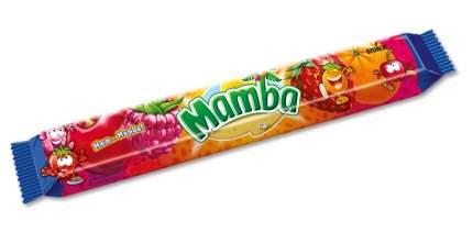 Конфеты Мамба жевательные 79.5 г