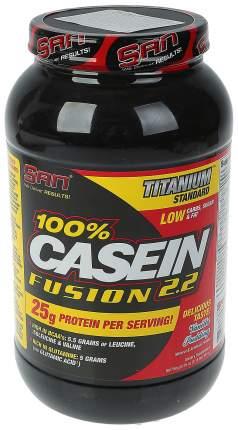 Протеин SAN 100% Casein Fusion 1000 г Vanilla Pudding