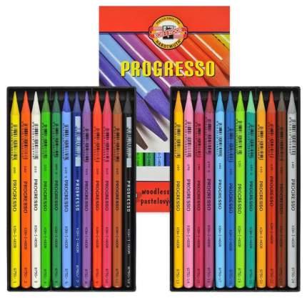 Набор карандашей цветных Koh-i-Noor Progresso 24 цвета