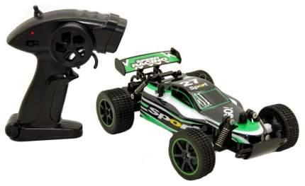 Машинка пластиковая радиоуправляемая Balbi Багги 1:20 Черно-зеленая