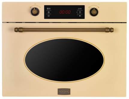 Микроволновая печь с грилем и конвекцией Korting KMI 1082 RC