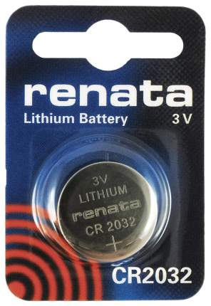 Батарейка Renata CR2032 MFR 1шт